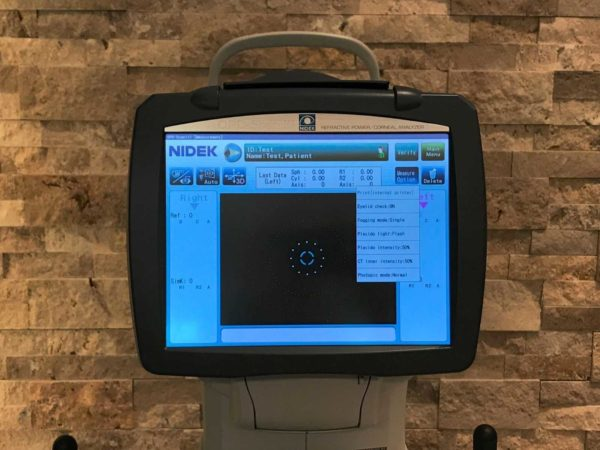NIDEK OPD Scan III Corneal Topographer Refractive Power Corneal Analyzer g