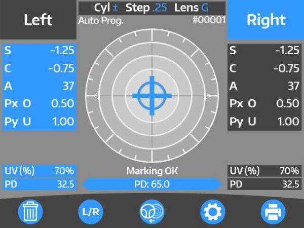 LensChek Pro a