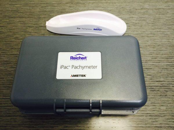 Reichert iPac Handheld Pachymeter c