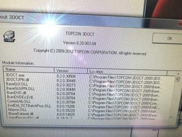 TOPCON 3D OCT-1-e
