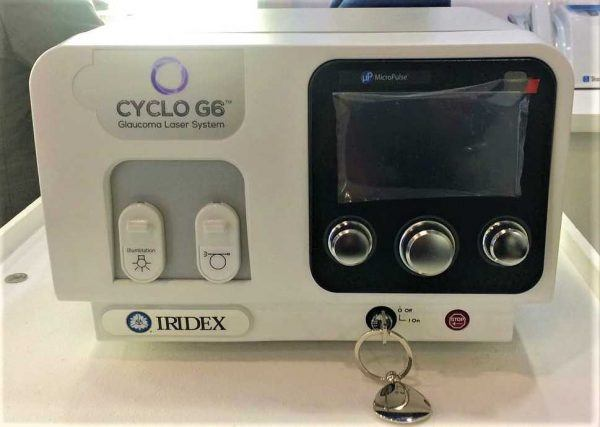 Iridex CYCLO G6 price